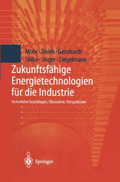 Zukunftsfähige Energietechnologien für die Industrie - Coverbild