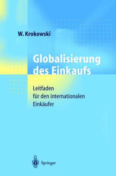 Globalisierung des Einkaufs - Coverbild