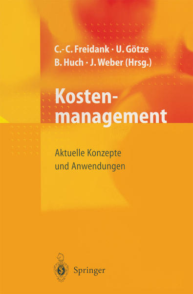 Kostenmanagement - Coverbild