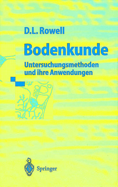Bodenkunde - Coverbild
