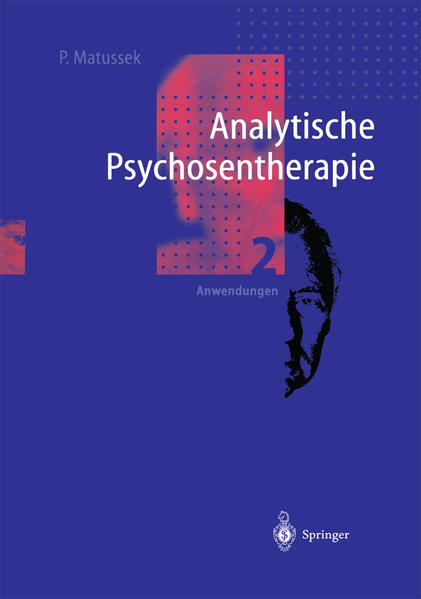 Analytische Psychosentherapie - Coverbild