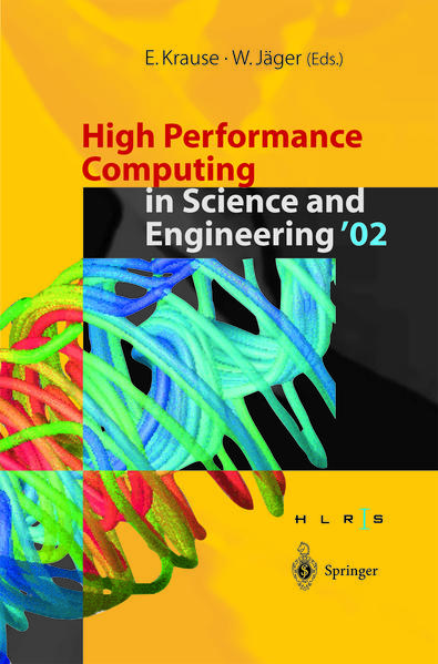High Performance Computing in Science and Engineering '02 - Coverbild