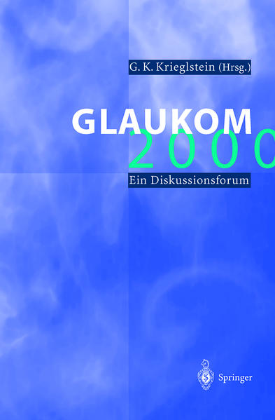 Glaukom 2000 - Coverbild