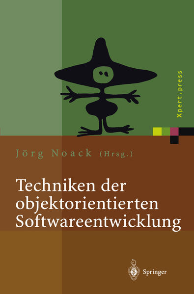 Techniken der objektorientierten Softwareentwicklung - Coverbild