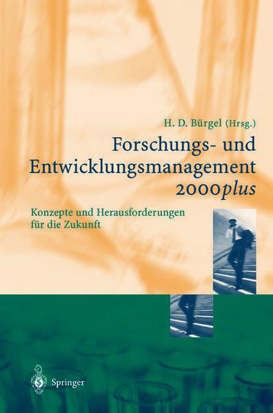 Forschungs- und Entwicklungsmanagement 2000plus - Coverbild