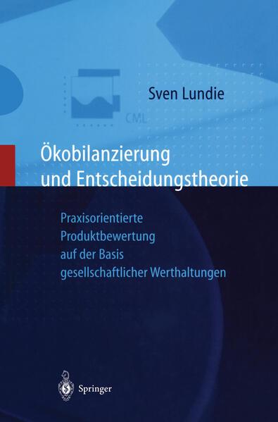 Ökobilanzierung und Entscheidungstheorie - Coverbild