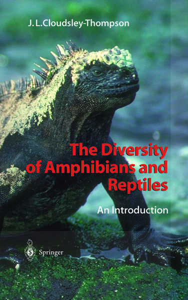 The Diversity of Amphibians and Reptiles - Coverbild