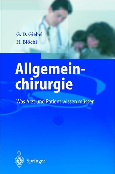 Allgemeinchirurgie - Coverbild
