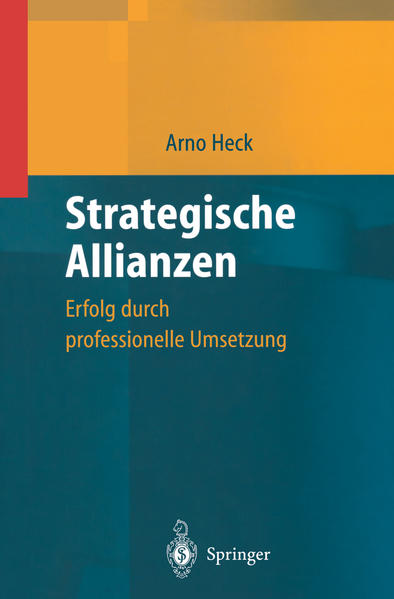 Strategische Allianzen - Coverbild