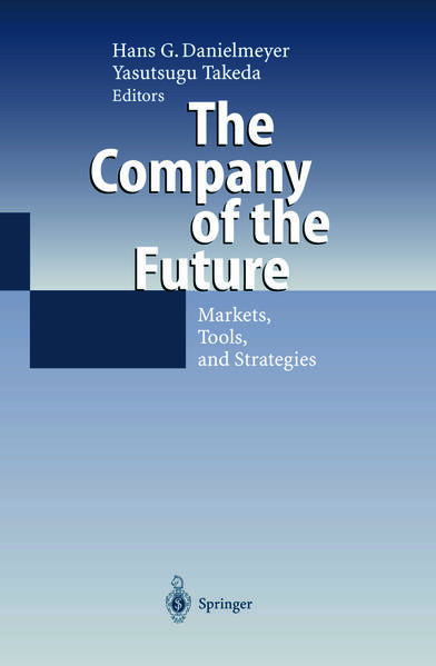 The Company of the Future - Coverbild