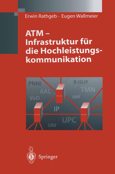 ATM - Infrastruktur für die Hochleistungskommunikation - Coverbild