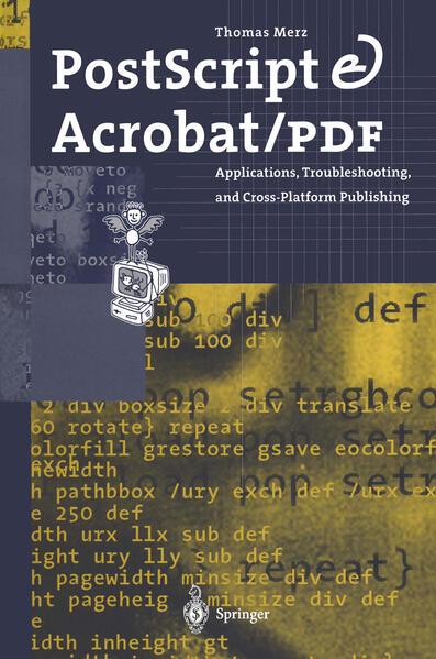 PostScript & Acrobat/PDF - Coverbild