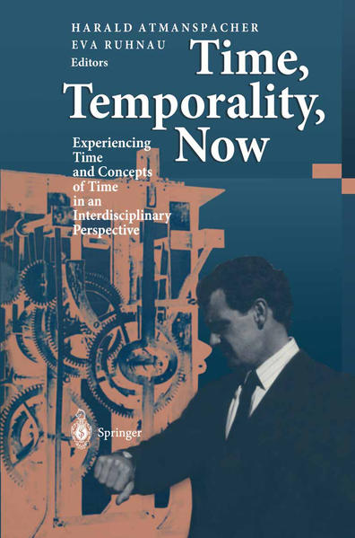 Time, Temporality, Now - Coverbild
