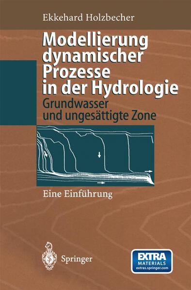 Modellierung dynamischer Prozesse in der Hydrologie - Coverbild