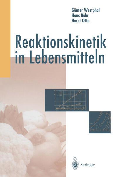 Reaktionskinetik in Lebensmitteln - Coverbild