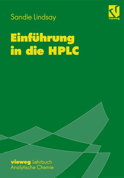 Einführung in die HPLC - Coverbild