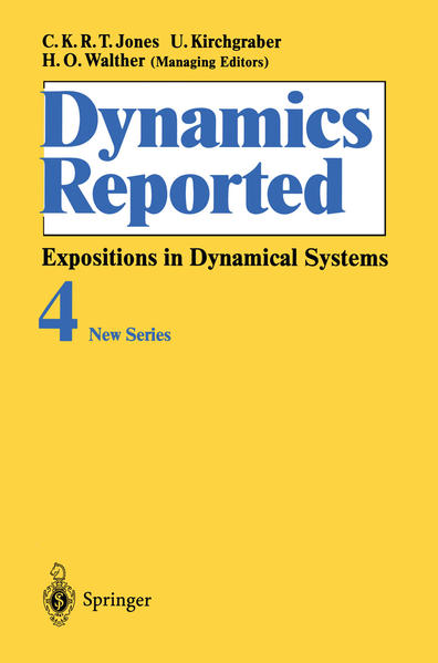 Dynamics Reported - Coverbild