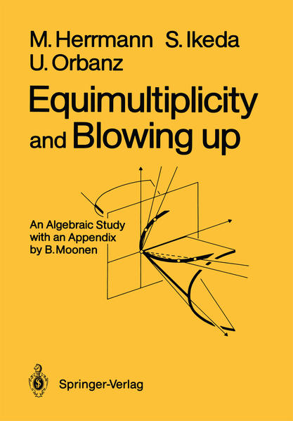 Equimultiplicity and Blowing Up - Coverbild