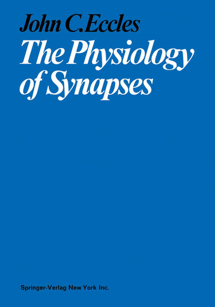 The Physiology of Synapses - Coverbild