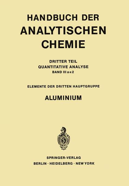 Aluminium - Coverbild