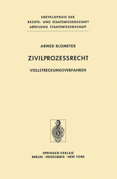 Zivilprozeßrecht - Coverbild