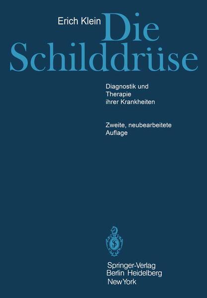 Die Schilddrüse - Coverbild