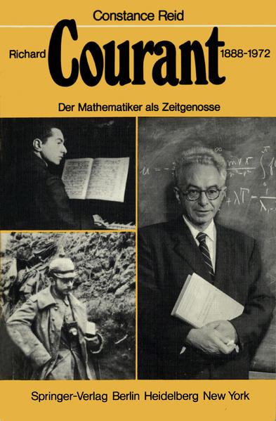 Richard Courant 1888–1972 - Coverbild