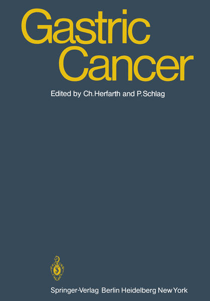 Gastric Cancer - Coverbild