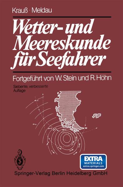 Wetter- und Meereskunde für Seefahrer - Coverbild