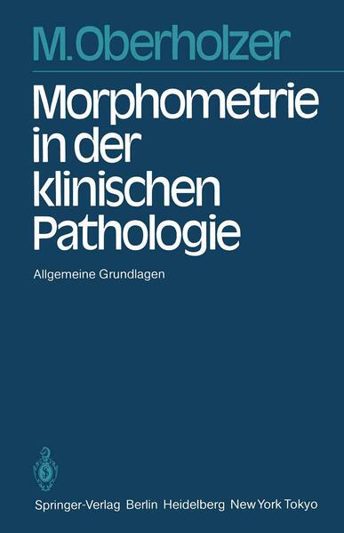 Morphometrie in der klinischen Pathologie - Coverbild
