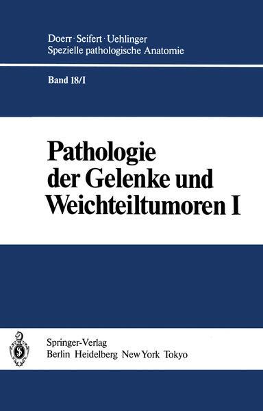 Pathologie der Gelenke und Weichteiltumoren - Coverbild