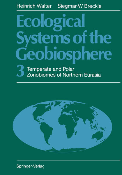 Ecological Systems of the Geobiosphere - Coverbild