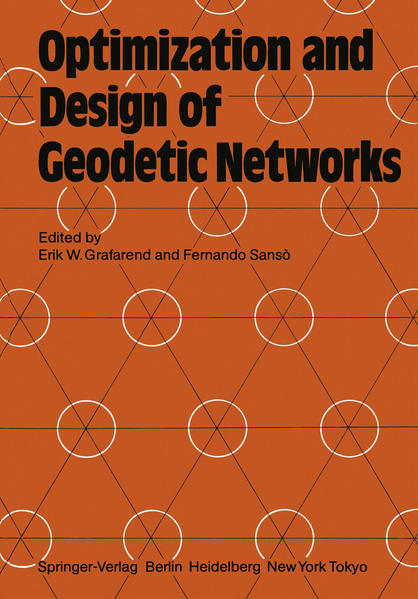 Optimization and Design of Geodetic Networks - Coverbild