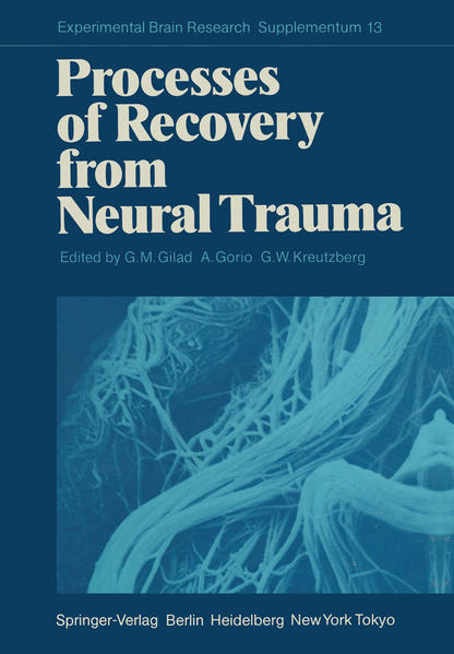 Processes of Recovery from Neural Trauma - Coverbild