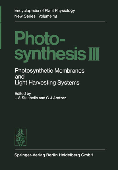 Photosynthesis III - Coverbild