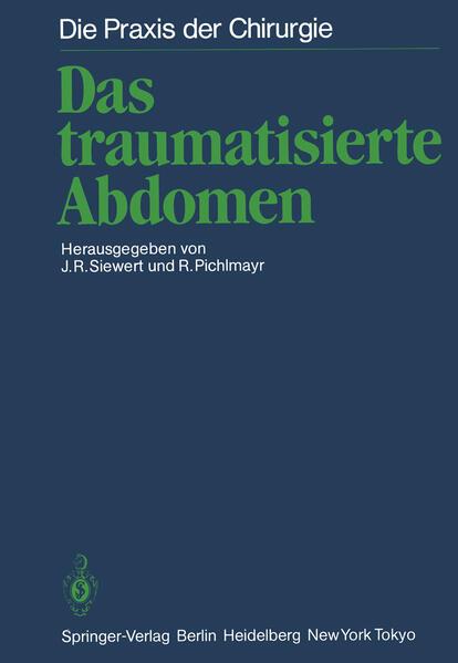 Das traumatisierte Abdomen - Coverbild