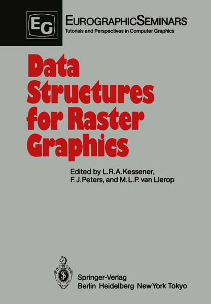 Data Structures for Raster Graphics - Coverbild