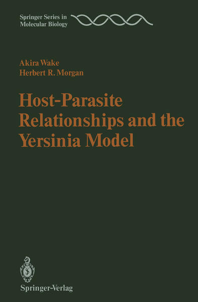 Host-Parasite Relationships and the Yersinia Model - Coverbild