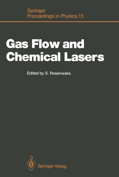 Gas Flow and Chemical Lasers - Coverbild