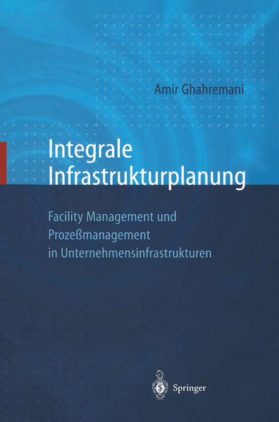 Integrale Infrastrukturplanung - Coverbild