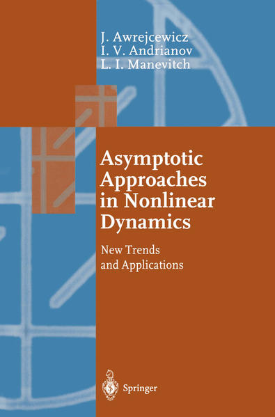 Asymptotic Approaches in Nonlinear Dynamics - Coverbild