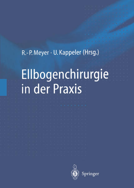Ellbogenchirurgie in der Praxis - Coverbild