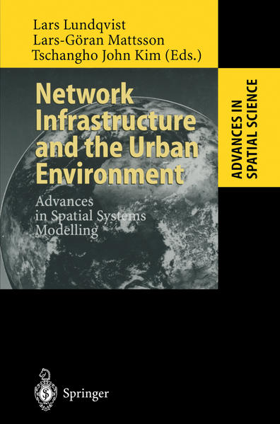 Network Infrastructure and the Urban Environment - Coverbild