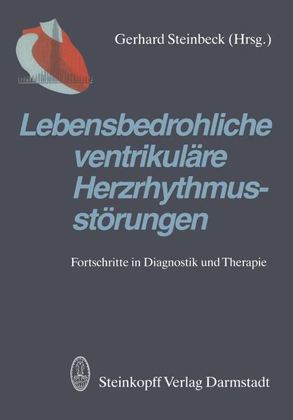 Lebensbedrohliche ventrikuläre Herzrhythmusstörungen - Coverbild