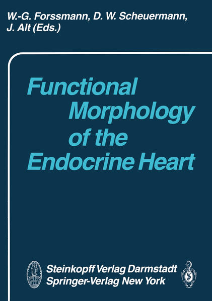 Functional Morphology of the Endocrine Heart - Coverbild