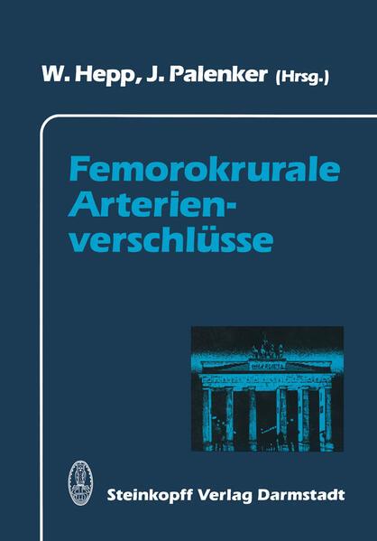 Femorokrurale Arterienverschlüsse - Coverbild