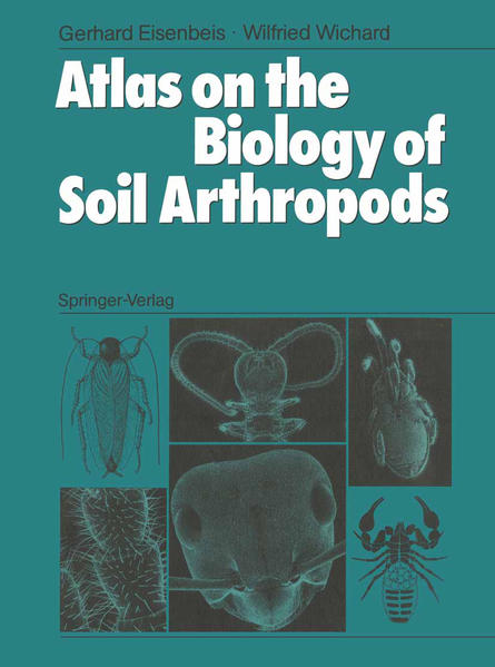 Atlas on the Biology of Soil Arthropods - Coverbild