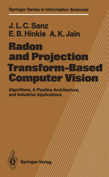 Radon and Projection Transform-Based Computer Vision - Coverbild