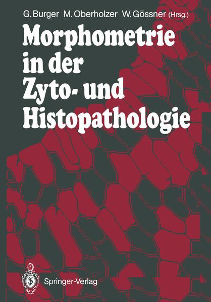 Morphometrie in der Zyto- und Histopathologie - Coverbild