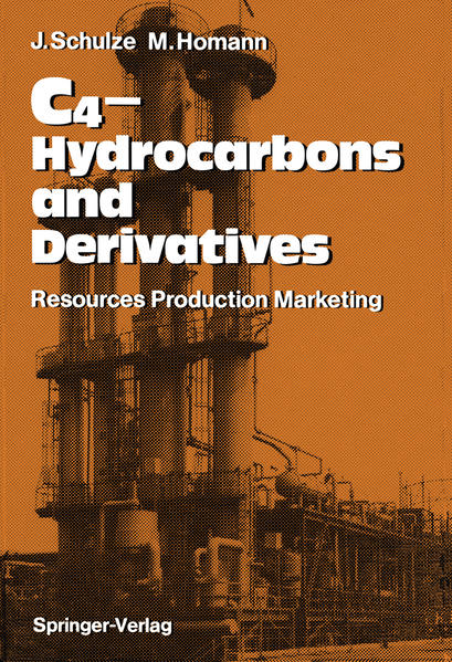 C4-Hydrocarbons and Derivatives - Coverbild
